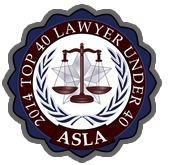 ASLA Top 40 Lawyers Under 40