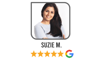 Suzie M Review
