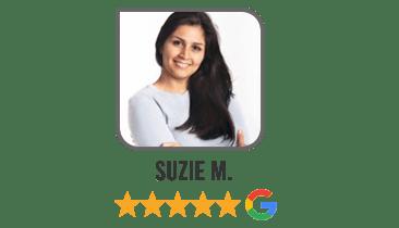 Suzie M Review
