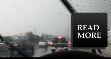 Cloudy Weather Causes Increased Car Accidents